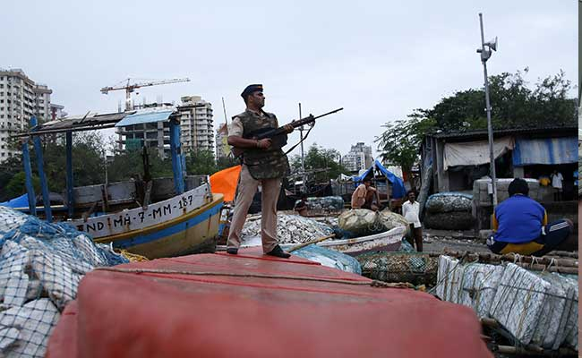 Navy on highest alert after children spot men carrying arms in Mumbai