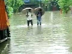 Mumbai Battles Heavy Rain, More Predicted In 24 Hours