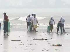 Mumbaikars Clean Up Beaches A Day After Ganapati Immersions