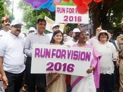 Jharkhand Governor Draupadi Murmu Pledges To Donate Eyes
