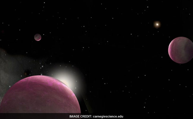Scientists Discover 'Twin' Stars Hosting 3 Giant Jupiter-Sized Exoplanets
