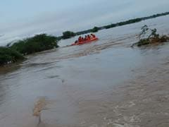 Rain Fury In Telangana: 1000 Evacuated, Godavari In Full Spate