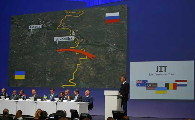 Dutch investigators to give results of MH17 criminal probe