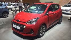 Paris Motor Show 2016: New Hyundai Grand i10 Makes Its Official Debut