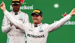 Inside Line F1 Podcast: Nico Rosberg Should Invite Nicole Scherzinger To The US GP