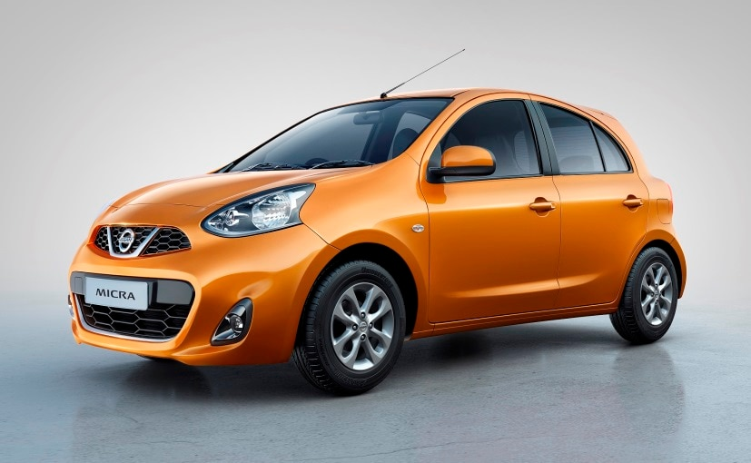 Updated Nissan Micra CVT Launched At &#8377 5.99 Lakh