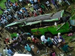 Odisha Bus Mishap: 5 Injured Airlifted For Emergency Treatment
