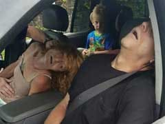 4-Year-Old Boy Seen In Car With Adults Unconscious From Drug Overdose