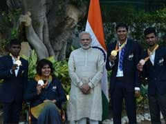 Government Announces Rs. 90 Lakh Cash Reward For Rio Paralympics Medallists