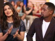 Priyanka Chopra 'Loves Watching' Blair Underwood Act in Quantico
