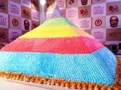World's Tallest Cake Prepared To Celebrate PM Modi's Birthday