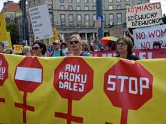 Battle Over Abortion Law Heats Up In Catholic Poland