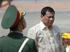 Philippines' President Rodrigo Duterte To Scrap War Games With US