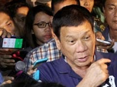 Rodrigo Duterte Declares Philippines-US War Games 'The Last One'