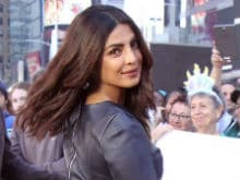 Priyanka Chopra Had Never Auditioned For a Role Before Quantico