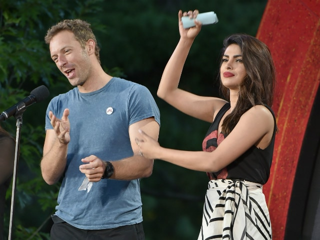Priyanka Shares Updates From Global Citizen Fest in New York