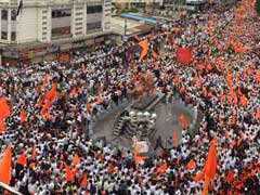 Marathas Take To Streets With Demand For Quota, Say Persecuted By Dalits