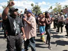 Protesters Chant 'Murder' In Police Shooting Of Black Man In California