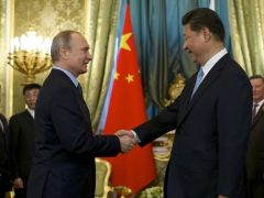 Ice Cream Gift Warms Russia-China Ties at G20