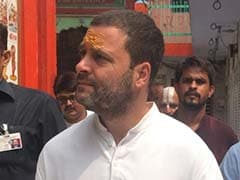 Rahul's 20 Minutes In Ayodhya, First Gandhi Visit In 26 Years