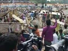 They Came To See Rahul Gandhi, Left With Cots. 2,000 Of Them.