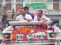 किसान यात्रा में राहुल गांधी का नया रूप, हर मंदिर और दरगाह पर टेक रहे मत्था