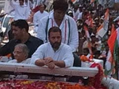 2,000 Km Of Rahul Gandhi's Kisan Yatra, Strung By A Single Note
