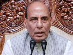 After Surgical Strikes Across LoC, Rajnath Singh Reviews National Security