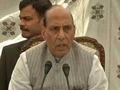 Culprits In Jagdish Gagneja Killing Would Not Be Spared: Rajnath Singh