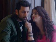 Ae Dil Hai Mushkil's Bulleya: Aishwarya. Ranbir Kapoor. Whipped Cream