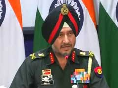 Complete Army Statement On Surgical Strikes In Pak