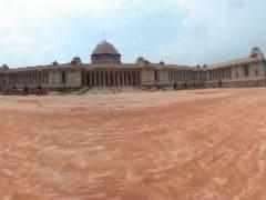 Exclusive 360-Degree Look Inside Rashtrapati Bhavan