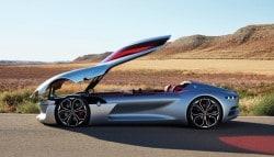 Paris Motor Show 2016: Renault Unveils New Design Language With Trezor Concept