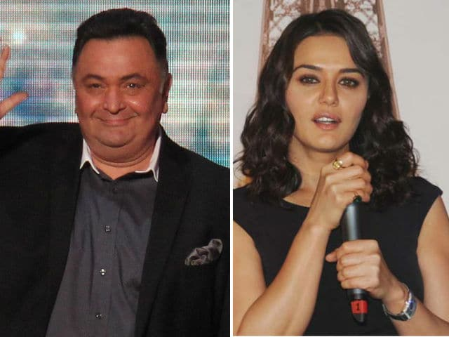 Hillary vs Trump: Rishi Kapoor, Preity Tweet About US Presidential Debate