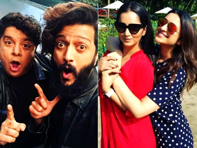 Riteish Deshmukh, Sajid Khan to Have Parineeti as First Guest on New Show
