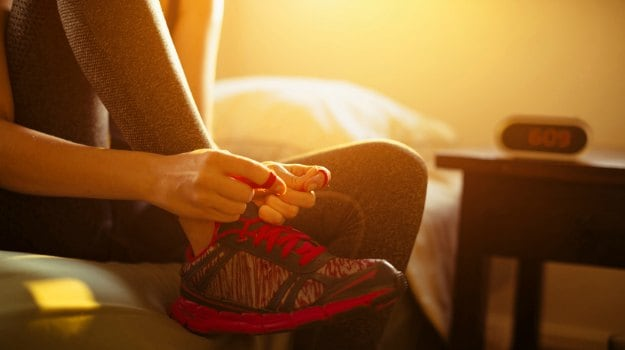 You Snooze You Lose: 5 Ways to Fall In Love With Your Morning Workout