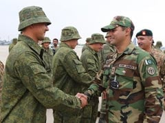 Russia Says Military Drill With Pakistan Not In Pak-Occupied Kashmir
