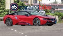 Sachin Tendulkar Customises His BMW i8