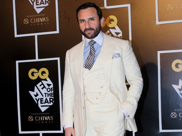 Saif Ali Khan Lets Out Another Detail About His Rangoon Character