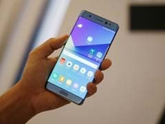 DGCA Lifts Restrictions On New Samsung Note 7 Phones