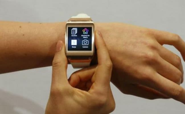 Samsung is gearing up to enable its watches to work with rival Apple's mobile devices.