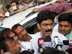 Spotted In Photo With Ex-Lawmaker Shahabuddin, A Sharpshooter On The Run