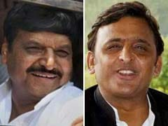 Akhilesh And Mulayam Yadav Split The Difference, Will Stay Together