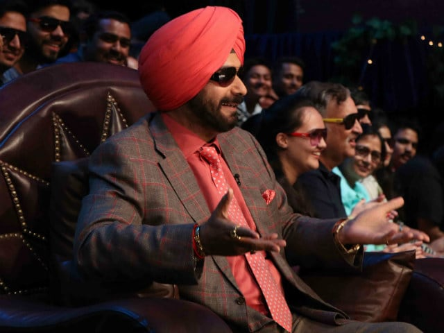 No, Navjot Singh Sidhu Not Quitting The Kapil Sharma Show, Say Makers