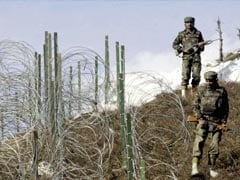 Infiltrating Terrorists Planned To Blow Up Trains In Jammu And Kashmir: BSF
