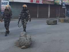 Separatists Allow Full-Day Relaxation In Kashmir Shutdown For Two Days