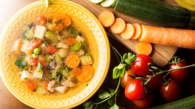 10 Best Vegetable Soup Recipes