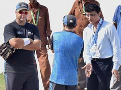 New Zealand Take Tips From Sourav Ganguly Ahead of 2nd Test