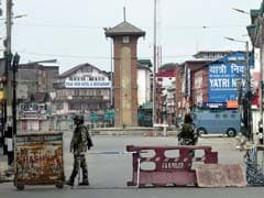 2 Dead In Clashes In Kashmir, Valley Under Curfew On Eid