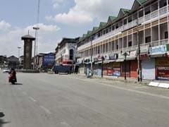 Kashmir Tourism Has Lost Rs 3,000 Crore During Unrest